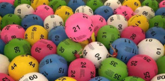 Online Lottery Games Website