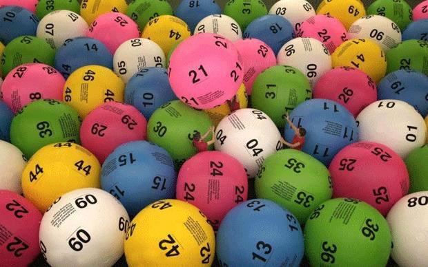 Online Lottery Games Website