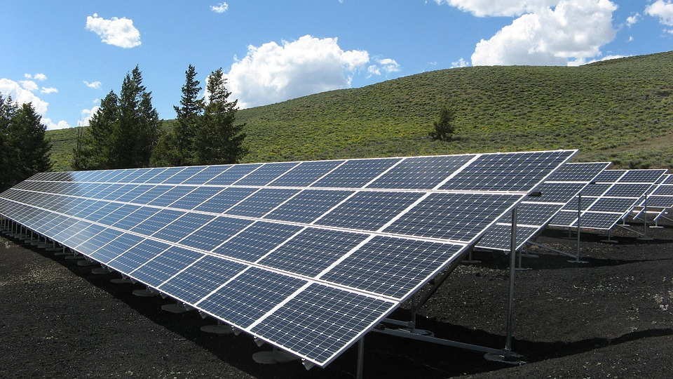 Solar Panels Electricity