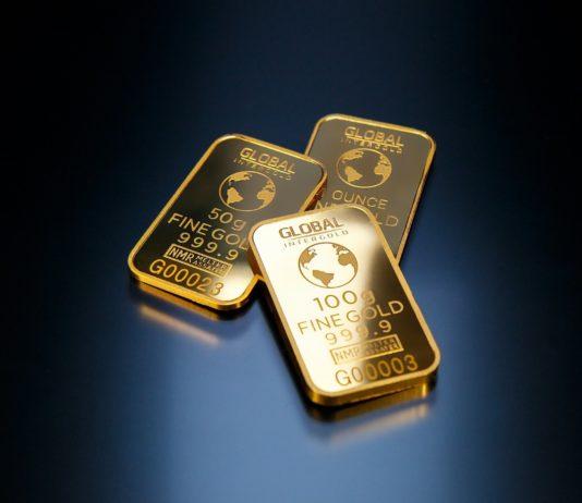 Storing Gold Bullion
