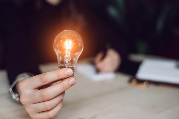 bulb signifying awareness