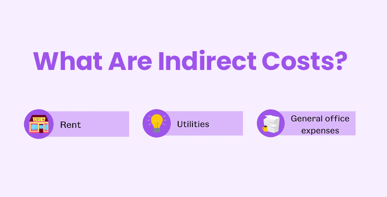 What Are Indirect Costs?